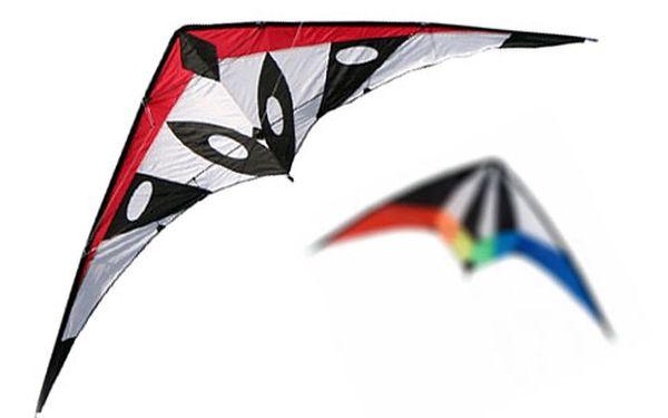 Létající drak s hbitým manévrováním – vyniká špičkovými manévrovacími schopnostmi