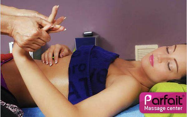 Poznejte dokonalé účinky thajské medicíny! 60min. thajská masáž.