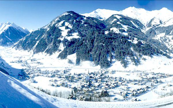 Předvánoční lyžování ve středisku Rauris. V ceně skipas!