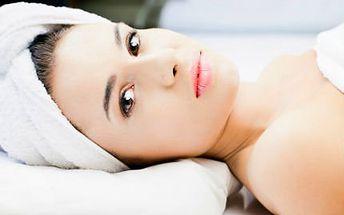 65minutový kosmetický balíček! Maska, čištění ultrazvukovou špachtlí, masáž obličeje a dekoltu a víc!