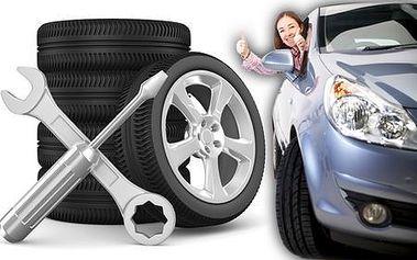 PREZUTIE pneumatík, test batérie + možnosť zadarmo sa objednať na kontrolu stavu vozidla v košickom servise ARIES AUTO TEAM! Netrápte sa v garáži, nechajte to na profesionálov!