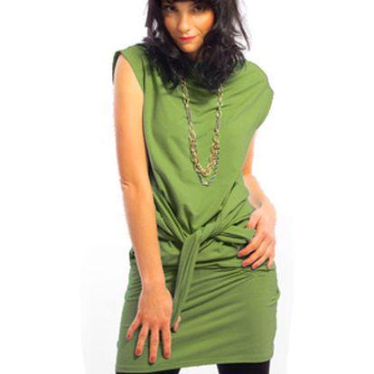 Dámské zelené variabilní triko Amébis I.