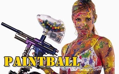 Paintball len za 8,50 € aj s 0,5 l piva alebo kofoly! Zabudnite na starosti a príďte sa odreagovať na paintballový zápas. Zaručene skvelý adrenalínový zážitok so zľavou až 50%!