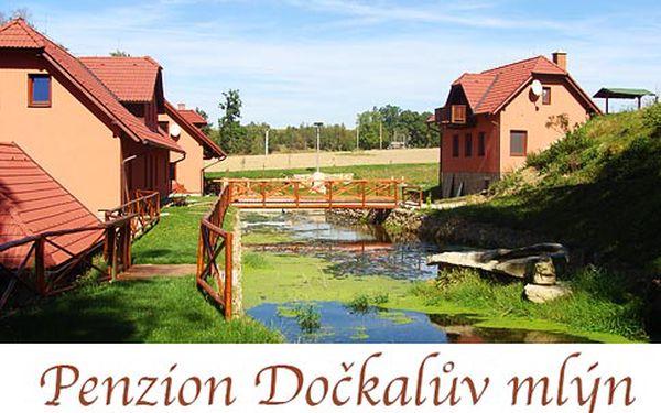 4denní relax na Českomoravské vrchovině