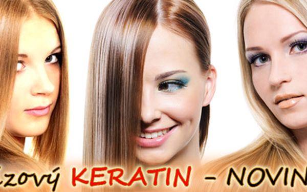 Tří–fázový vlasový keratin nejvyšší kvality za neuvěřitelných 699 Kč (původní cena 3000 Kč)! Navíc nabídka platí pro všechny délky vlasů a v ceně je i dámský komplet! Přírodní narovnání a ozdravení vlasů nebylo nikdy dostupnější! Revoluční metoda, která narovná, vyhladí a léčí Vaše poškozené vlasy. Tento INTENZIVNÍ prostředek obnovuje vitalitu a zpevňuje vnější i vnitřní strukturu vlasu.