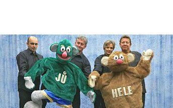 OPAVA: Nevíte co dělat s dětmi v něděli? Vemte je na dětské představení NA KOUZELNÉM PALOUČKU! Hosty budou známé postavičky z TV JŮ a HELE! :-) Vstupné pouze 105 Kč!