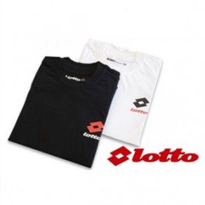 280 Kč za dvě sportovní trička z kvalitní bavlny od známé italské značky Lotto.