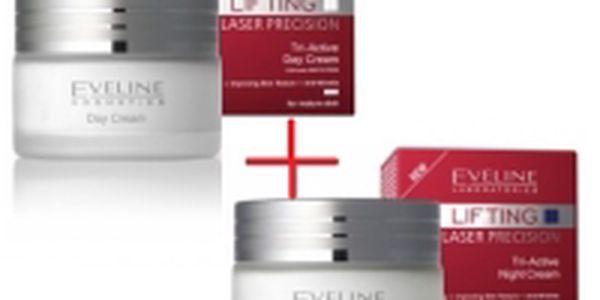 Eveline Lifting Laser denní a noční krém speciálně pro potřeby zralé pleti