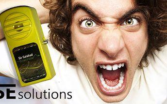 Ideální pomocník proti zlodějům! Malý kapesní alarm může ochránit nejen Vás, ale i Vaše věci. Kupte si ho ještě dnes za báječných 269 Kč s HyperSlevou 61 %.
