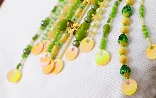 """Kutilská sada """"V odstínech žluté a zelené"""""""