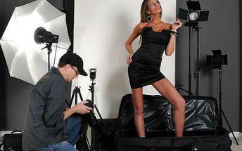 Nechte se vyfotit profi fotografem Až dvě hodiny a nebo celý den s profi fotografem a vizážistkou!