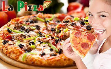 Vynikajúca pizza v reštaurácii La Pizza len za 3,20 €! Pochutnajte si na obľúbenej delikatese vyrobenej z originálnych talianskych surovín!