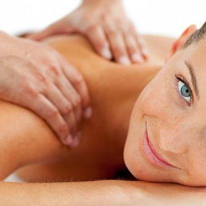 390 Kč za masáž pro celkové obrození a uvolnění těla, duše, mysli. Masáž uvolní i od bolesti zad, únavy či stresu!