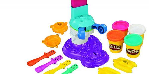 HASBRO Play-Doh Výroba nanuků a lízátek + HASBRO LPS - Jednotlivá zvířátka v hodnotě 69 Kč