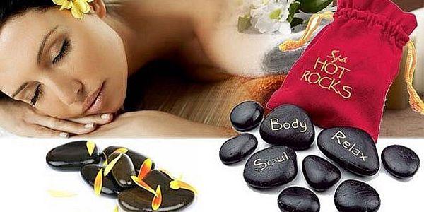 89 Kč za 9 ks horkých masážních kamenů v luxusním pytlíčku. Dopřejte si jedinečnou masáž v pohodlí domova!