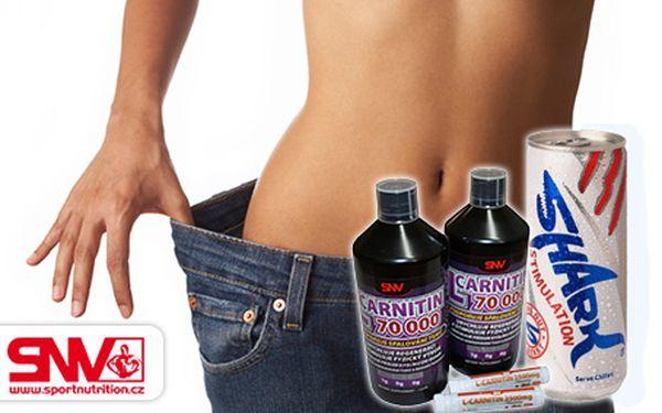 Efektivní spalování tuků! L-Carnitin vám pomůže zhubnout a zlepší zdraví.