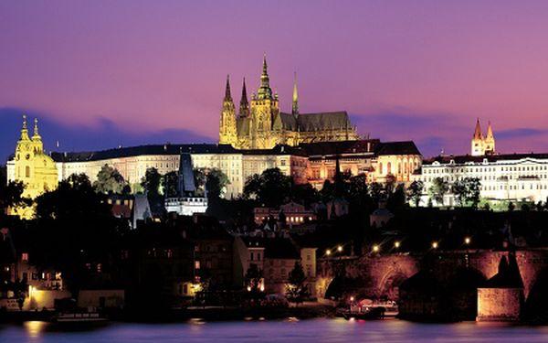 Praha pre DVOCH na 3 dni v 4 * hoteli Relax Inn s raňajkami. Kúpte viac kupónov a luxusný pobyt v Prahe si predĺžte! Platnosť kupónov až do konca júna 2013!