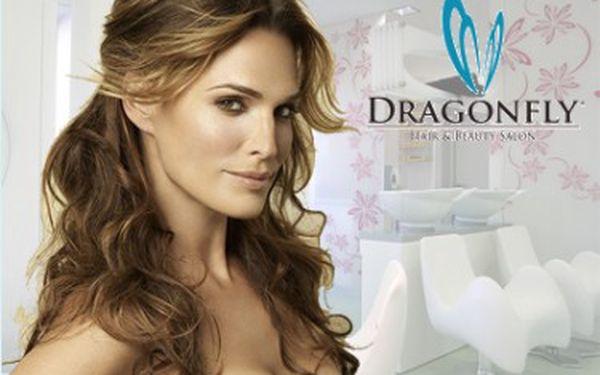 Poukaz v hodnotě 500 kč za pouhých 350 Kč do Salonu Dragonfly. Vyberte si služby zkrášlující Váš vzhled, podle toho, co Vám vyhovuje. Nechte se povznést!