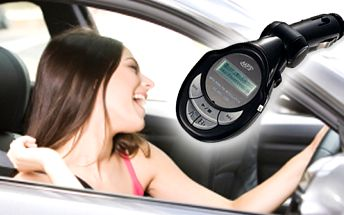 Špičkový fm transmitter do auta len za 8,90€ vrátane poštovného., z autorádia sa ozývajú vaše obľúbené songy. Fm transmitter je geniálne zariadenie, ktoré za pár eur naučí vaše autorádio prehrávať mp3 súbory.
