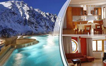 Zľava na vstup do Aquacity Poprad spolu s ubytovaním, v komfortnom apartmáne v centre Popradu pre 4 osoby len za 39 €!