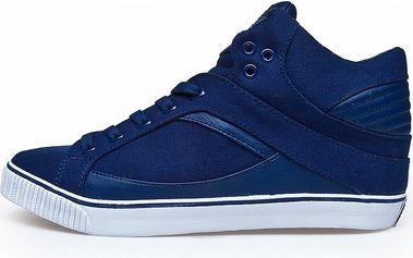 Pánské tmavě modré tenisky Run Athletics
