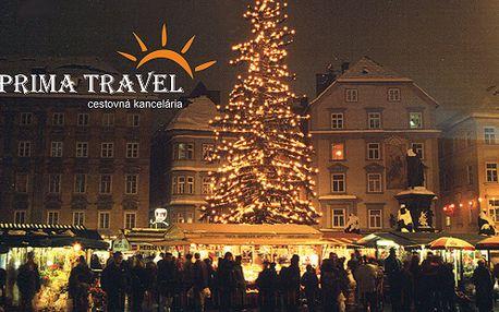 Zažite vianočnú rozprávku v Grazi..., V hlavnom adventnom meste Rakúska s ľadovým betlehemom. Teraz so zľavou 30% len za 24,90 €!