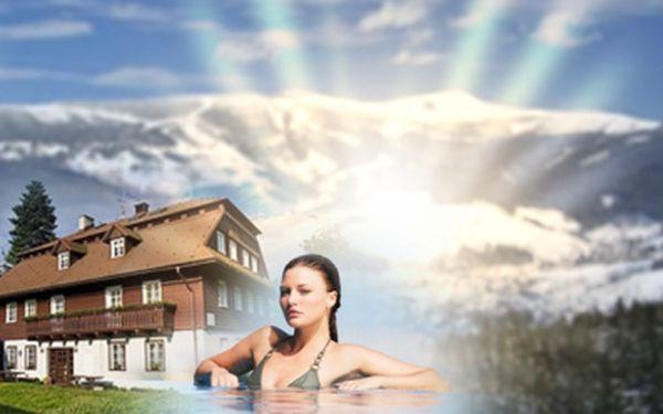 3 denní romantický wellness pobyt PRO DVA za báječných 1 990 Kč v Rokytnici nad Jizerou! Bohatá polopenze, infrakabina, whirpool a mnoho dalšího se slevou 46%!