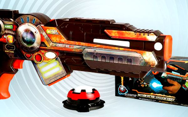 Laser zbraň WowWee Light Strike