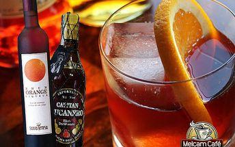 2x nebo 3x 0,04 l rumu výtečné chuti a prémiové kvality za 80Kč nebo 160 Kč! Zpříjemněte si náladu rumem předních světových značek v sympatickém prostředí baru Melcam Cafe v Ostravě!