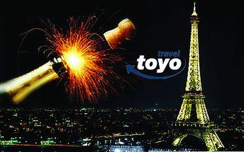 Silvester a Nový rok v Paríži, Len 149,50€ za Silvestrovský 5-dňový zájazd do Paríža a Remeša! Užite si najznámejšie pamiatky a príchod Nového roka vo Francúzsku!