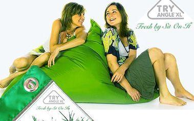 Sedací vak vč. poštovného! Belgický výrobek, který se postará o vaše příjemné sezení!