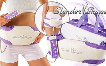 ABSOLÚTNA NOVINKA na trhu Slender Shaper – pás na chudnutie iba za 47,50€! Vytvarujte si dokonalú postavu bez námahy a cvičenia!