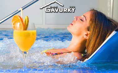 3 alebo 4 krásne dni pre dvoch v hoteli GAVURKY*** s welcome drinkom, raňajkami, opekačkou, vstupom do fitka, prehliadkou múzea a betlehemu a lyžovačkou ZDARMA!