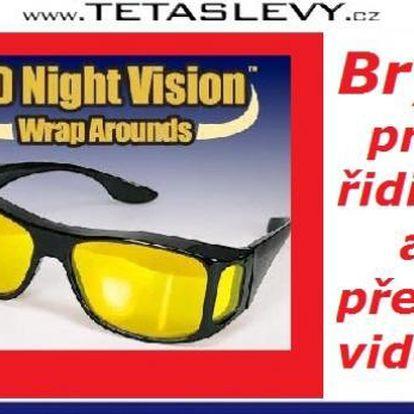 Hd Vision jsou speciální Brýle pro řidiče které vylepší Váš rozhled v autě za 139 Kč poštovné je již v ceně akce