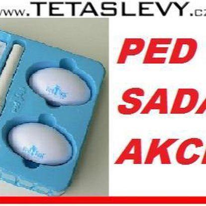 Ped Egg sada pedikura na nohy výborný dárek pro vaši oslavu za cenu 179kč poštovné je již v ceně akce