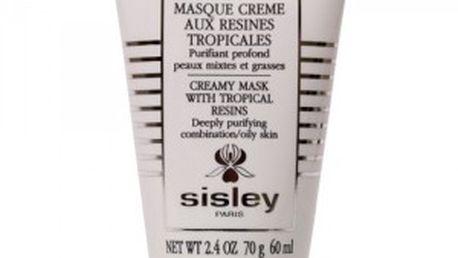Sisley Krémová pleťová maska pro mastnou pleť (Facial Mask With Tropical Resins) 60 ml
