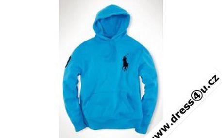 Pánská mikina Ralph Lauren modrá
