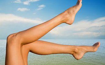 90minutová masáž či lymfodrenáž! Lymfodrenáž dolních končetin nebo masáž na vyhřívaném lehátku pro seniory!