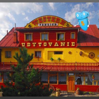 Slovensko, ubytování pro 2 osoby na 3 dny se snídaní se slevou 45%! Překrásná příroda regionu Liptov nabízí nekonečné možnosti sportovního vyžití, relaxu a pohody. Vysokohorská turistika, cyklostezky pro rodiny s dětmi ale i pro náročné sportovce. Od nás je všude blízko!