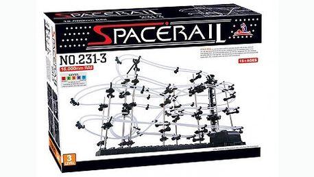 Jedna z nejoblíbenějších hraček nejen pro děti - stavebnice SPACERAIL level 3 jen za 369 Kč! Vhodné pro začátečníky, děti i dospělé. Skvělá zábava pro celou rodinu.