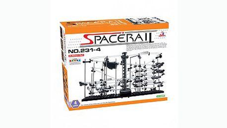 Velmí oblíbená stavebnice SPACERAIL level 4 jen za 529 Kč! Vhodný dárek pod stromeček pro začátečníky, děti i dospělé. Skvělá zábava pro celou rodinu.