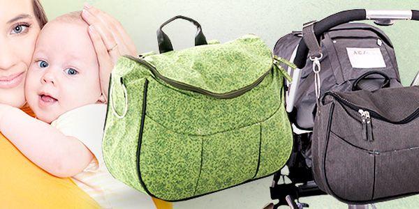 Designová přebalovací taška Layla