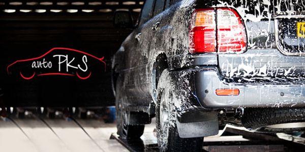 Kompletné ručné čistenie interiéru aj koženého s impregnáciou a ručné čistenie exteriéru auta s aktívnou penou, voskovaním a ošetrením plastov už od 26,90€!