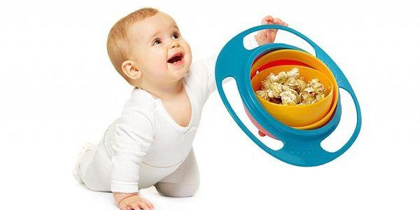 Gyro Bowl miska pro děti nyní jen za 69 Kč!