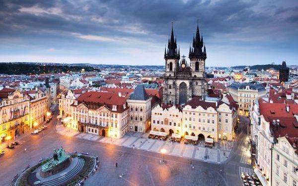 3* hotel v Praze přímo u břehu Vltavy