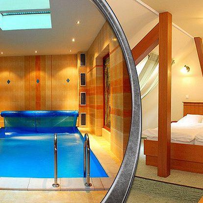 Gurmánský pobyt v Hotelu Most Slávy na 3 dny pro 2 osoby s polopenzí a bohatým wellness.