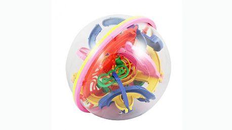 Intellect ball 3D za 249 Kč! Jeden z nejlepších hlavolamů v poslední době. Vylepšete si svou představivost, zručnost a trpělivost.