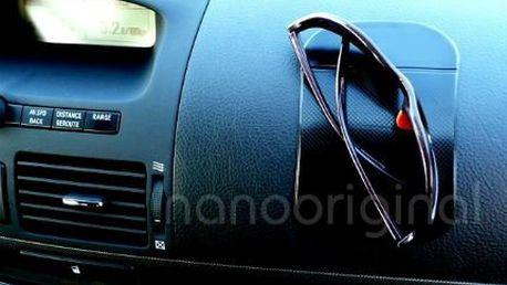 5 ks nanopodložek! Protiskluzové nanopodložky do auta vyřeší problémy s místem v autě!