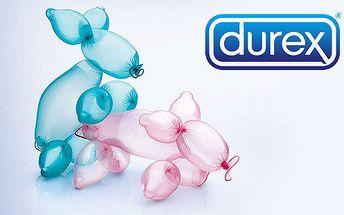 Jesenný balíček lásky Durex 44 ks len za 14,99 €!,