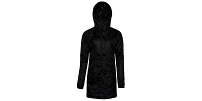 Dámský zimní streetový kabát značky Humdrum v černé barvě